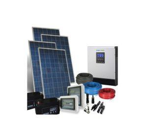 batterie fotovoltaico