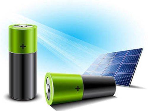 accumulatori fotovoltaico